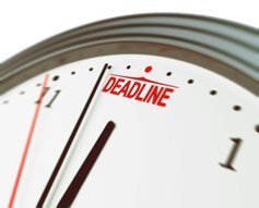 IRS Deadline