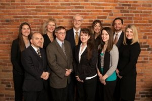 Kent Anderson Law Office Team
